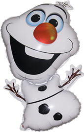Frozen Olaf Folieballon