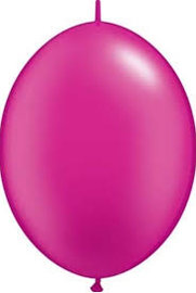Roze:Pink Knoopballon