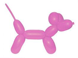 Roze Modelleerballon 160