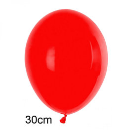 Rood ballon (30cm)