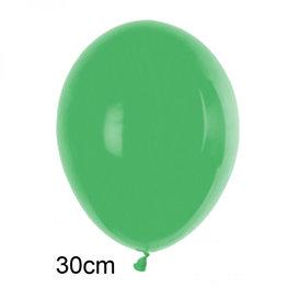 Groen:Donkergroen ballon (30cm)