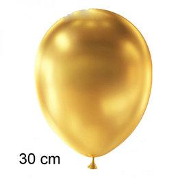 Goud Metallic Ballon (30cm)