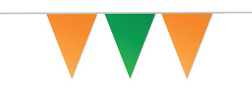 Groen-Oranje Vlaggenlijn, 10 meter