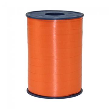 Oranje Krullint, 10 mm, rol 250 m