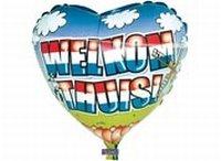 Welkom Thuis Folieballon