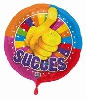 'Succes' Folieballon