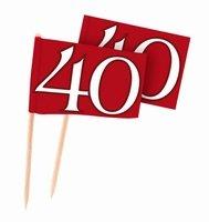 40 jaar, Robijn Prikkers, 50 stuks