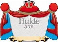 Deurbord, Hulde aan .... (karton)