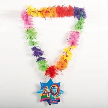 40 jaar, Swirl Hawaii krans