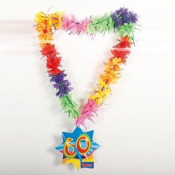 60 jaar, Swirl Hawaii krans