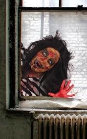 Raamsticker statisch Halloween