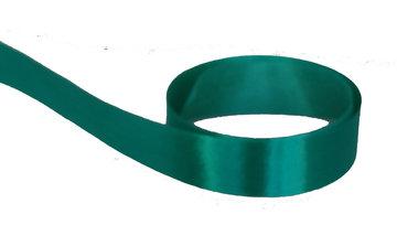 Groen Decoratielint, 22mm, per meter