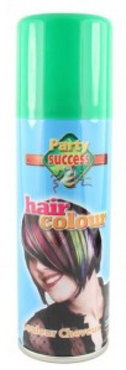 Haarspray groen, 125 ml
