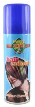 Haarspray blauw, 125 ml