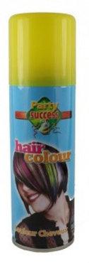 Haarspray geel, 125 ml