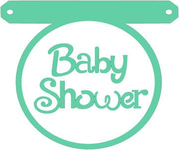 Babyshower tussenstukje