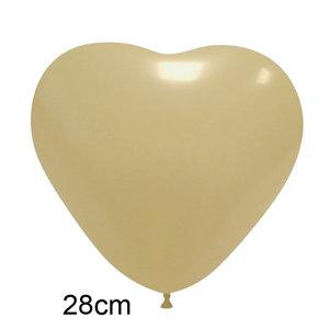 Ivoor hartballonnen