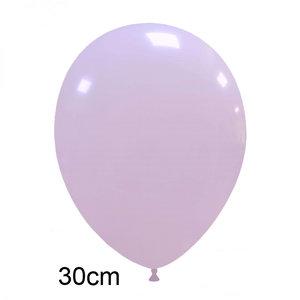 matte pastel ballonnen lilac