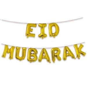 Eid Mubarak folie ballonnen set