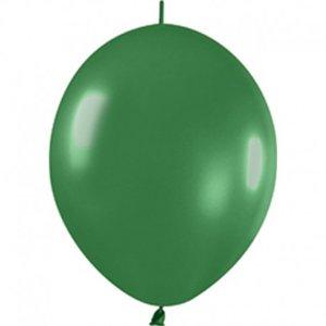 knoop ballonnen groen