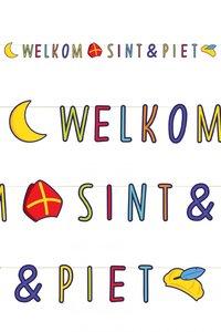 Letterslinger Sinterklaas