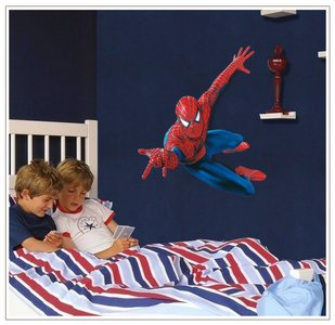 Sticker Spiderman 3D