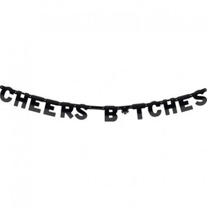 Letterslinger Cheers B*tches