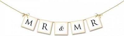 Mr & Mr vlaggenlijn