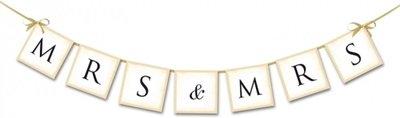Mrs & Mrs slinger