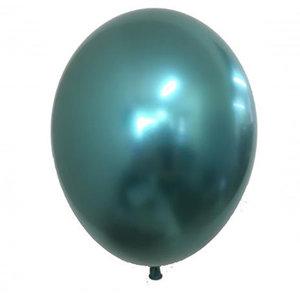 Chrome ballonnen Groen