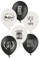 Ballonnen Party, 6 stuks