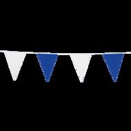 Vlaggenlijn blauw-wit