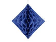 Honeycomb diamant donkerblauw